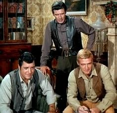 Peter Breck, Richard Long and Lee Majors