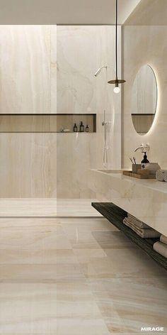 New Bathroom Mirror Design Modern Mid Century Ideas Bathroom Mirror Design, Bathroom Layout, Bathroom Interior Design, Modern Interior Design, Modern Bathroom, Small Bathroom, Modern Decor, Master Bathroom, Bathroom Ideas