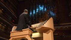 Découvrez l'orgue de la Maison symphonique   ICI.Radio-Canada.ca
