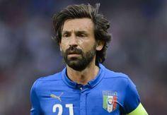 Pirlo không có tên trong danh sách cầu thủ tham dự Euro 2016 của Italia | Bản tin bóng đá 24G