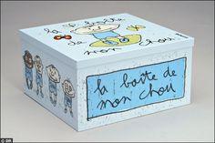 100drine - La boîte de mon chou