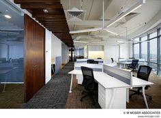 Office design by M Moser Associates   M Moser Associates   Flickr