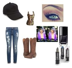 """""""meeting brantley gilbert / hang out"""" by ajmarie737 on Polyvore featuring Tommy Hilfiger, Ariat and rag & bone"""