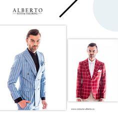 Îmbracă-te de primăvară!  #costumebarbatesti #costumebarbati #albertodobre #slimfit #costumnunta #costumoffice #costumbusiness #costumceremonie #costumcasual #mensuits  #mensuitsteam #menswear #men #mensfashion #menstyle #suit #fashion #style #costumes #business #office Costumes, Blazer, Suits, Casual, Jackets, Men, Fashion, Down Jackets, Moda