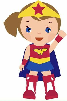 Super herói menina