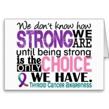 AMEN! Thyroid cancer awareness #thyroidcancer #thyroidcancersurvivor
