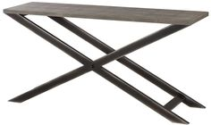 ANDREW MARTIN STANLEY CONSOLE TABLE