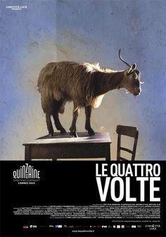 Le quattro volte di Michelangelo Frammartino documentario, sperimentale, Italia (2010)