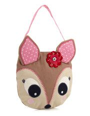 SOO CUTE AND SOO DIY!   Dotty Deer Handheld Bag