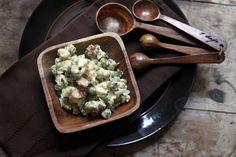 English pea and onion salad recipe (Photo: Suzy Allman for The New York Times)