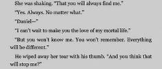Fallen - Lauren Kate - Book>>> I can so imagine Jeremy Irvine and Addison Timlin in Rapture