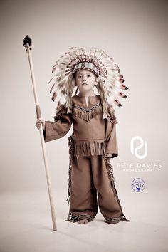 Boys Native American Indian Chief Costume Kids Costume