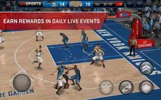 NBA Live Mobile Cheats, Tips and Strategies - Game Hack Nba Live Mobile Hack, Mobile Generator, Test Card, Hacks, Strategy Games, Hack Online, Live Events, Mobile Game, Sport