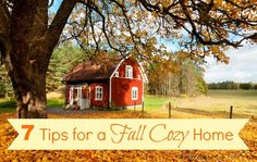 The weather is changing and it's the perfect time to begin creating a fall cozy home. Here are some easy ideas to turn your home into a delightful refuge.