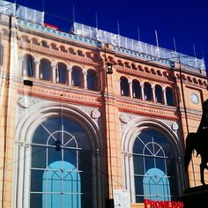 HANNOVER Hauptbahnhof Central Station hanover germany