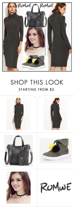 """""""ROMWE 4/10"""" by samed-85 ❤ liked on Polyvore"""
