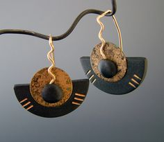 http://www.yhdesigns.com/images/Wavy-Black-Earrings.jpg  (cool earwires)