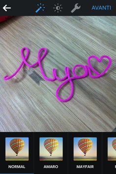 For baby girl Mya #mya #babygirl #baby #girl #bambina #rosa #pink #gift #regalo #italia #italy #diy #tricotin
