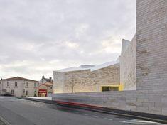 Atelier Fernandez & Serres . cultural centre . Vertou (4)