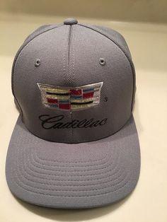 3ba78616156 NEW Unique CADILLAC caddy Golf Tennis Baseball Hat Cap Gray Grey  fashion   clothing  shoes  accessories  mensaccessories  hats (ebay link)