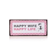 Happy Wife - Happy Life #impressionen #soistes #love #valentinstag