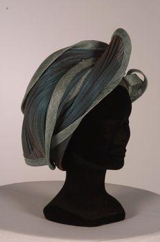 3879f219bf2 Huwelijken - Geko hoeden. Rita Vanderstraeten · Buntal · Taffy Fascinator  Cocktail Hat in Black Jinsin Straw ...