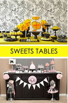 bridal showers party-planning