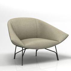 Gordon Guillaumier : Fauteuil Lennox - ArchiDesignClub by MUUUZ - Architecture & Design