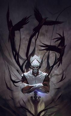 New ideas creepy drawings dark art demons skulls Character Concept, Character Art, Concept Art, Creature Design, Fantasy Creatures, Fantasy Characters, Dark Art, Character Inspiration, Fantasy Art