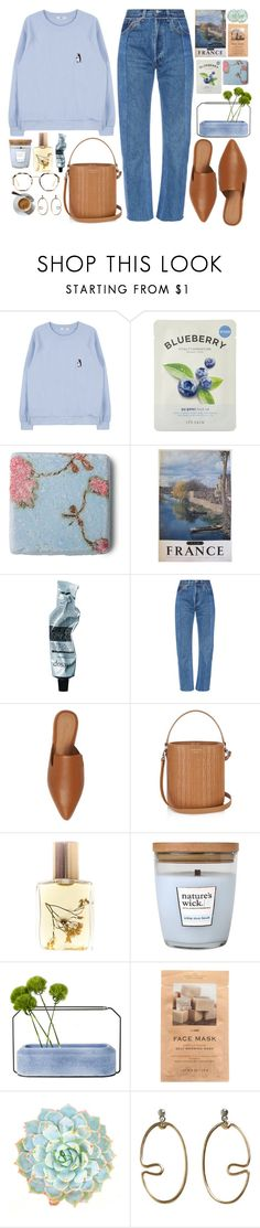 """February 1"" by mariimontero ❤ liked on Polyvore featuring Forever 21, Aesop, Vetements, Madewell, Meli Melo, Flidais Parfumerie, Spécimen Editions, H&M, MANGO and Bailey Nelson"