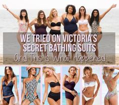 What Victoria's Secret Swimsuits Look Like on Non-Models