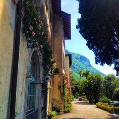 A sunny day at Villa Monastero in Varenna. #Italy #TLPicks courtesy of @benana_travels.