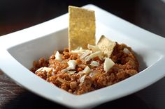 Chipotle Turkey Chili with Apples and Cheddar