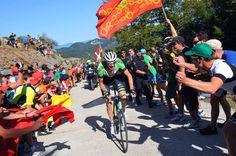 Vuelta a España 2014 - Stage 11: Pamplona - San Miguel de Aralar (Navarre) 153.4km - #LaVuelta #LaVuelta2014 #Vuelta #Vuelta2014 #VueltaEspana - Robert Gesink (Belkin) showed his heart problems are behind him