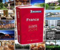 The 27 Michelin Three-Star Restaurants of France for 2014, with quite a few located in Paris, naturally. Artichoke and black truffle soup? Miam!  Website: http://eater.com/archives/2014/02/27/the-27-michelin-threestar-restaurants-of-france.php