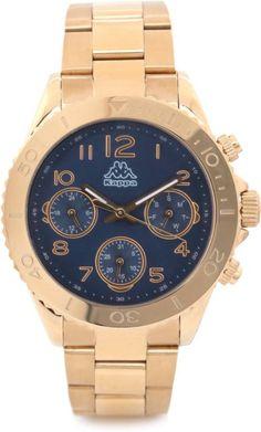 22b18e9465 Kappa QS027G-4 Analog Watch - For Men & Women flipkart sale today offer  Rolex