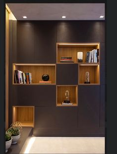 Wall Units Woman Knitwear and Sweaters womans turtle neck sweaters Cupboard Design, Shelf Design, Wall Design, House Design, Design Design, Living Room Tv Unit, Home Living Room, Living Room Designs, Office Interior Design