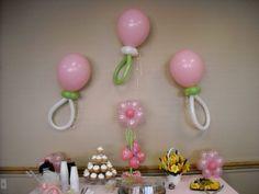 "Balloon ""pacifiers""!"