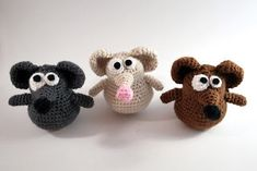 Woolly Toons: Amigurumi
