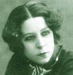 İlk Kadın TİYATROCU  Afife Jale 1919