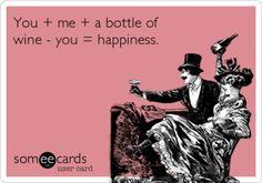 The wino in me lol