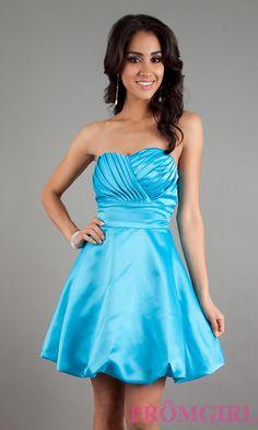 Short Prom Dress Style: NA-2820 Detail Image 3