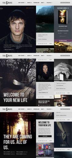 web design inspiration    #DanCamacho.com #Design