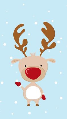 Christmas Screen Savers Pictures 70 Ideas For 2019 – Wallpaper Christmas Phone Wallpaper, Holiday Wallpaper, Winter Wallpaper, Christmas Deer, Christmas Time, Christmas Crafts, Christmas Decorations, Christmas Lockscreen, Theme Noel