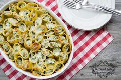Paccheri+ripieni+di+ricotta+e+spinaci