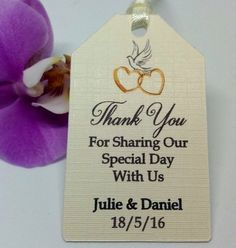 Perfect for bridal showers or wedding. Colours of text can be changed as requested to suit your wedding motif. | eBay!