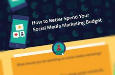 How to Better Spend Your Social Media Marketing Budget (infographic) http://www.digitalinformationworld.com/2017/02/better-spend-your-social-media-budget.html