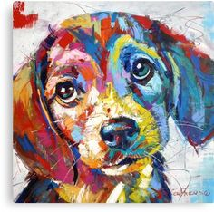Are you interested in a Beagle? Well, the Beagle is one of the few popular dogs that will adapt much faster to any home. Beagle Art, Beagle Puppy, Animal Paintings, Animal Drawings, Don Corleone, Inspiration Artistique, New Retro Wave, Arte Dachshund, Dog Portraits