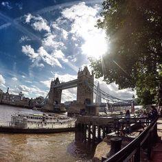 The place where I feel alive. #London ✨🇬🇧❤️ // #Snapchat: @AlisinWorldLand 👻☺ | #GoProMoment