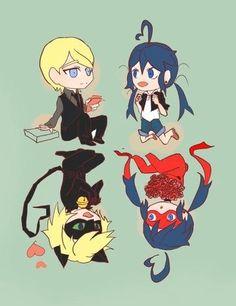 Felix Miraculous, Ladybug Pv, Nilla, Miraculous Ladybug Anime, Lady Bug, Cartoons, Comic, Pasta, Fan Art